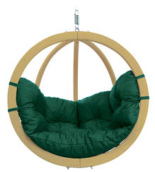 Amazonas Globo chair green weatherproof