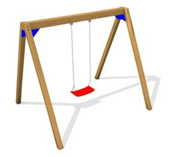 Houpačka Monkey's Swing