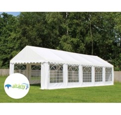 Pavilon, Party stan ECONOMY 5x10 m PVC 500 g/m2