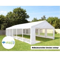 Pavilon, Party stan STANDARD 6x12 m PE 240 g/m2